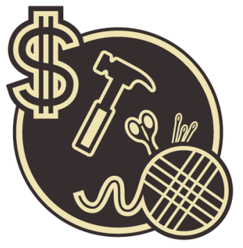 Enabled.vip icon for monetising a hobby
